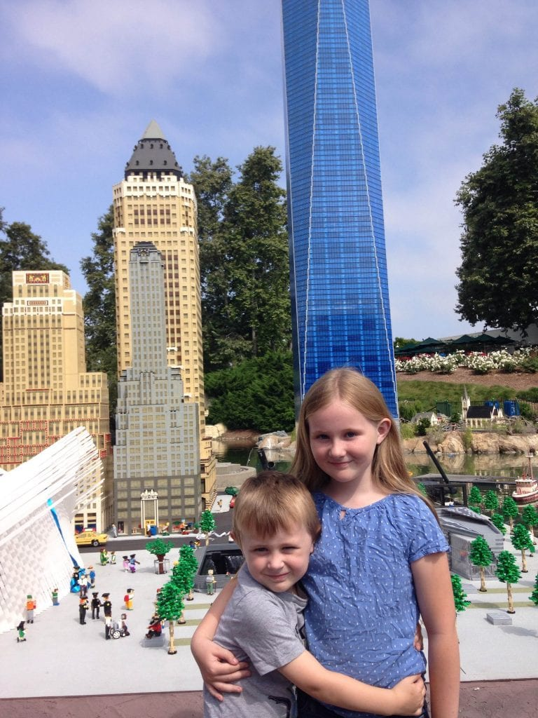 LEGO One World Trade Center