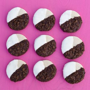 Cocoa Pebbles Cookies. So cute and delicious, these make the perfect treat!