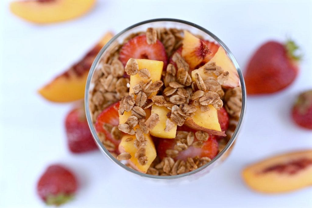 Granola recipe that's so easy to customize!