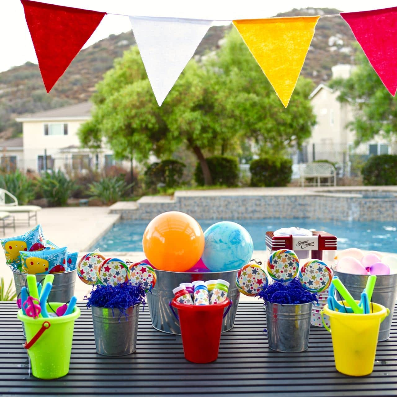 Summer Party For Kids Ideas