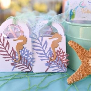 Mermaid Party Favors DIY