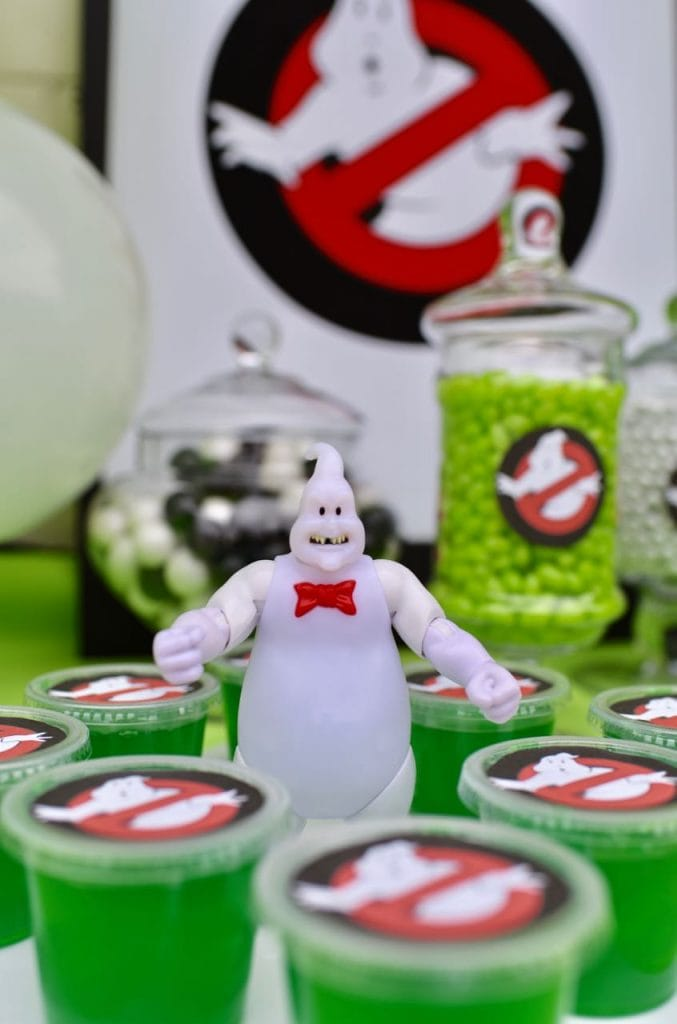 Ghostbusters party decorations