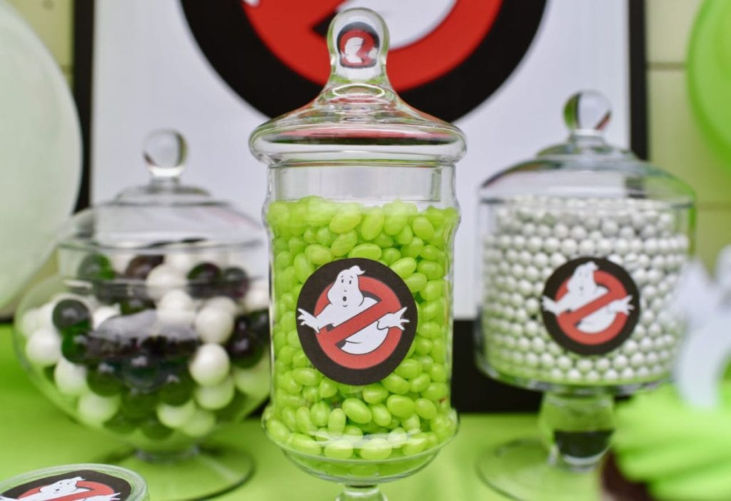 Ghostbusters party ideas