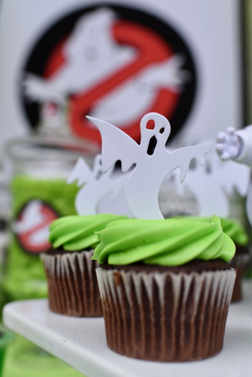 Ghostbusters Party - Make Life Lovely