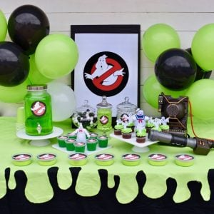 Creative Ghostbusters Party Ideas