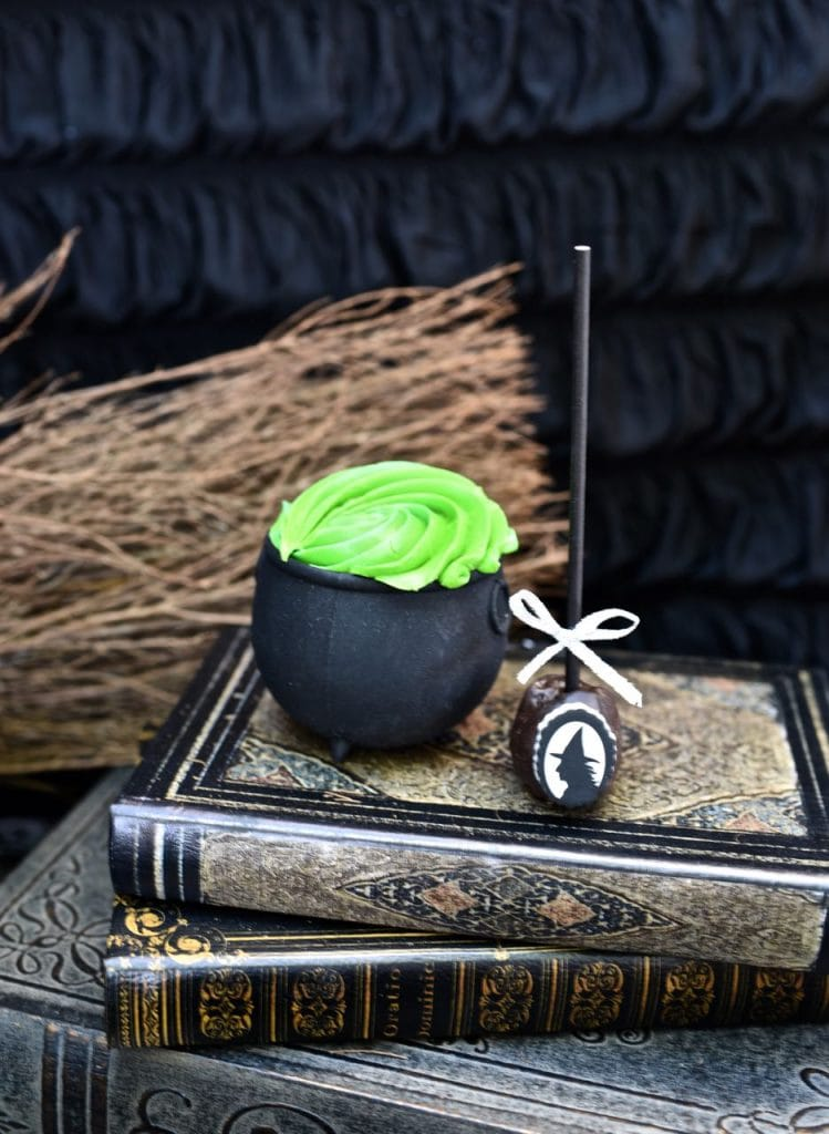 Witch party with lots of fun Halloween party ideas!