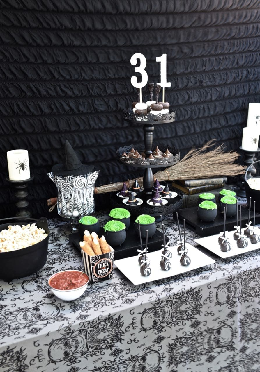 Celebrate Halloween With This Incredible Witch Party