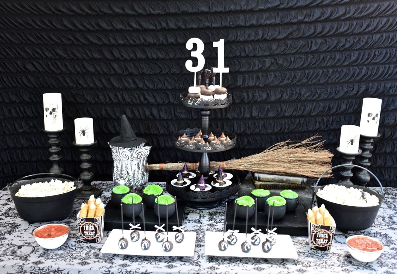 Witch Party For Halloween
