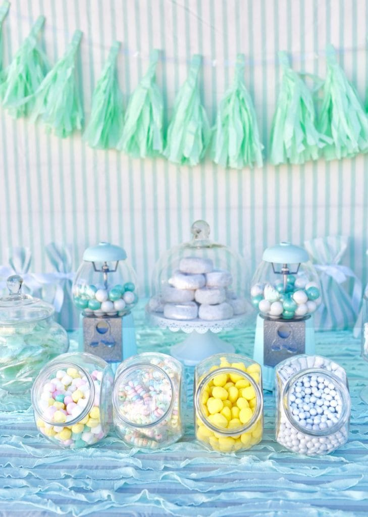 Sweets shop party with so many cute details!