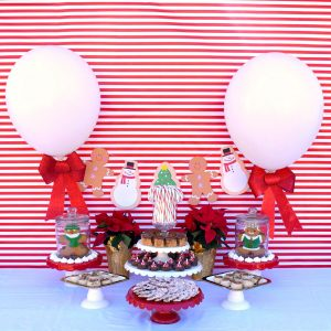 Cookie Exchange Party + Free Party Invitations