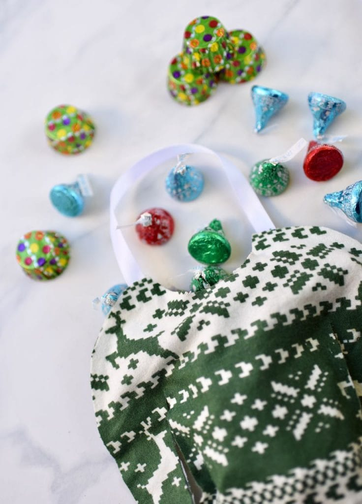 Ugly Christmas Sweater party favor
