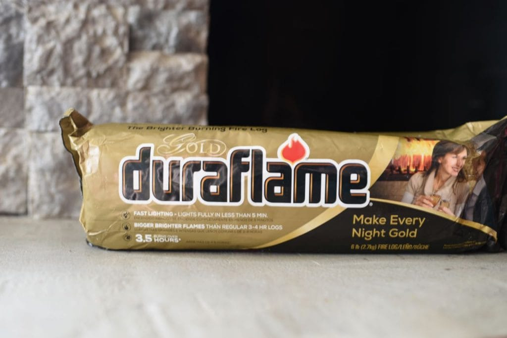 Duraflame fire log