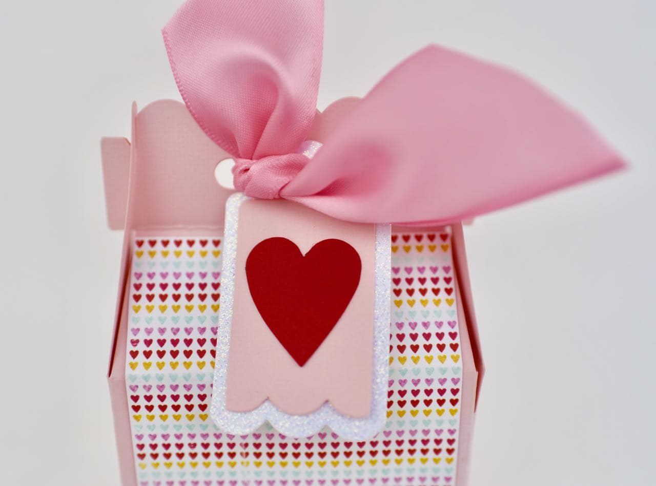 Valentine Candy Box Craft - Make Life Lovely