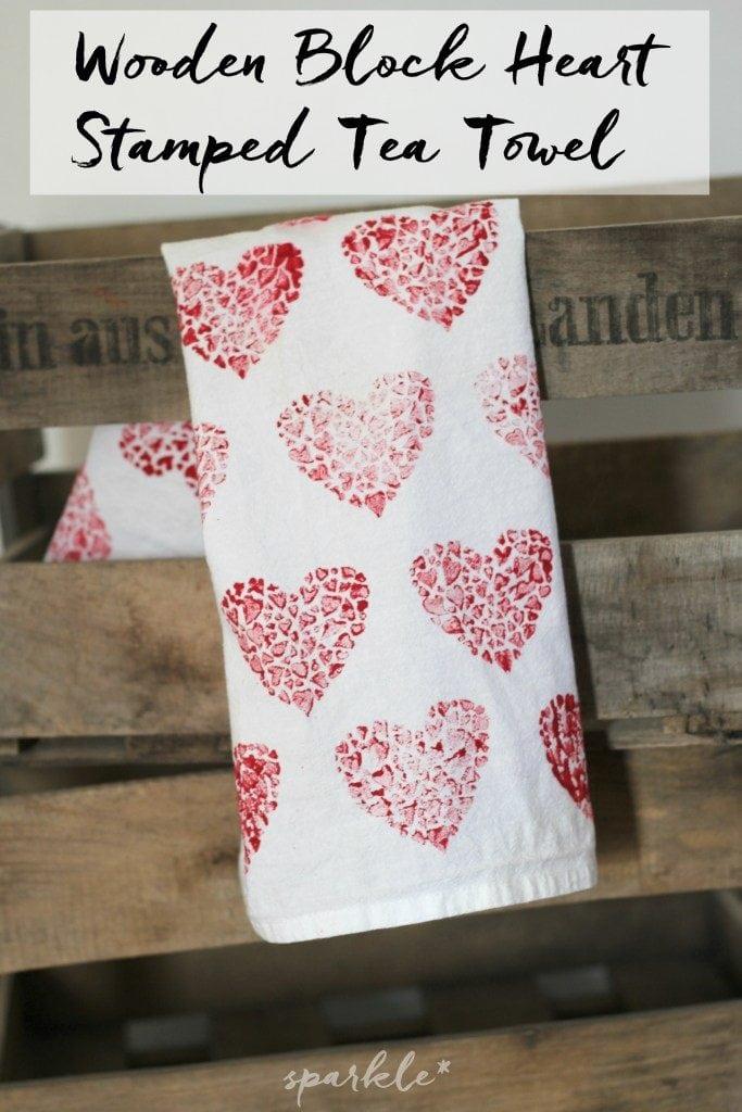 wooden-block-heart-stamped-tea-towel