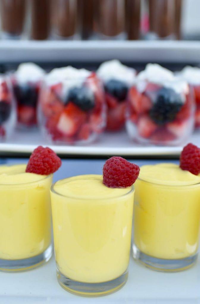La La Land party desserts