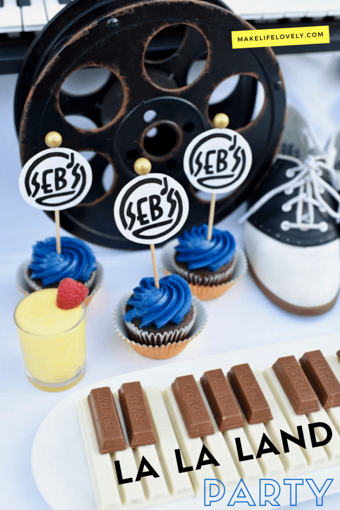 La La Land party ideas. If you love La La Land, you'll LOVE this party!