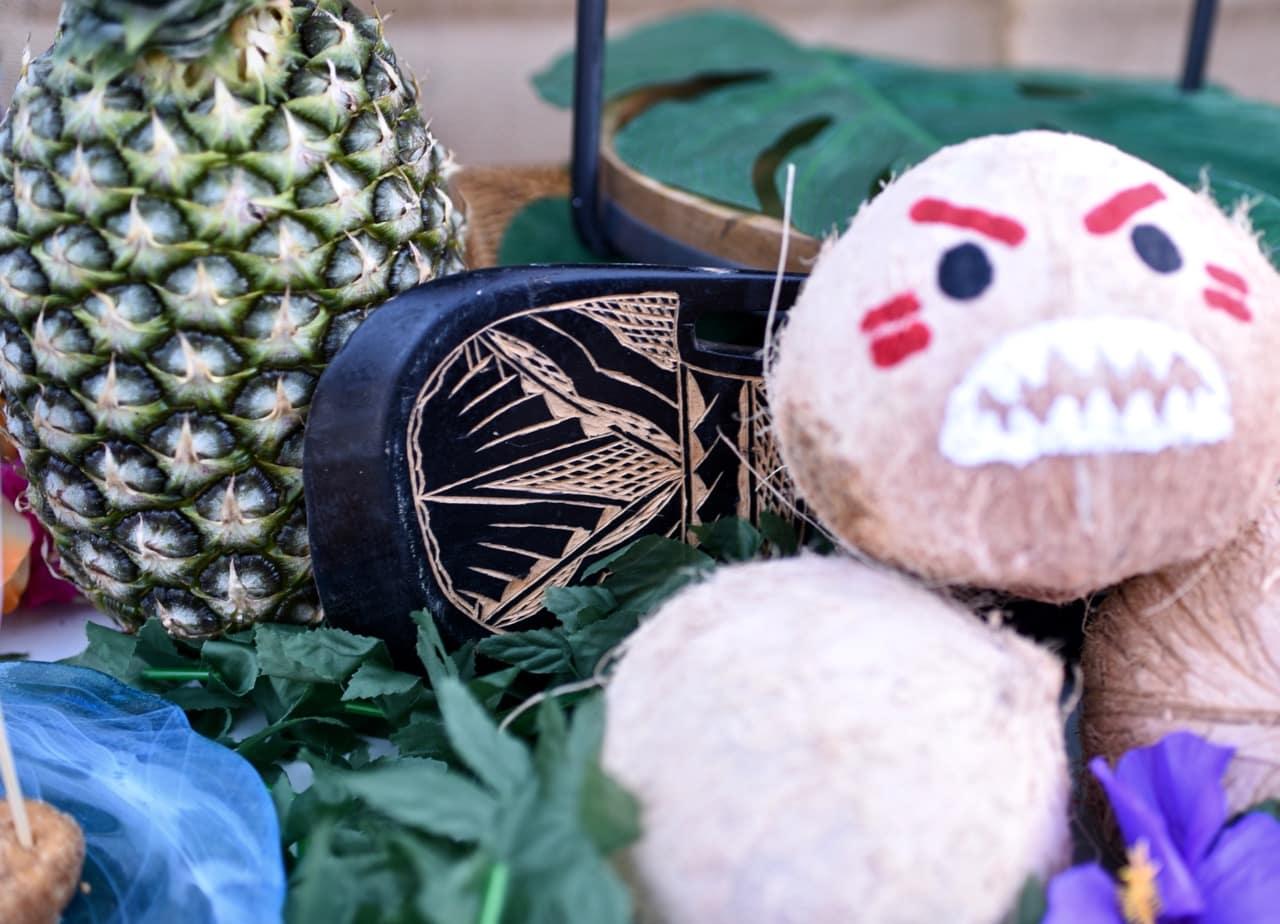 Maui Weapon For A Moana Party