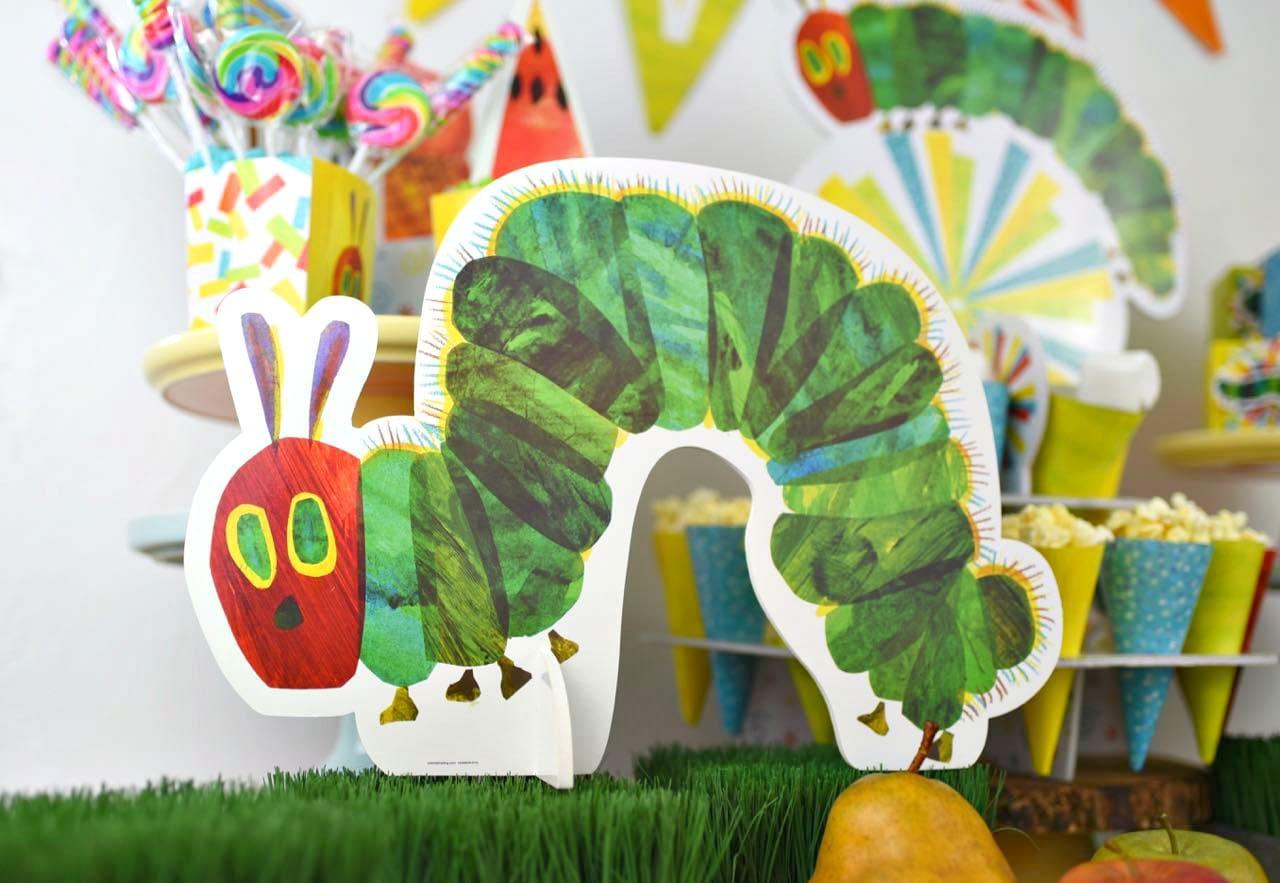 Eric Carleu0027s The Very Hungry Caterpillar party ideas & Very Hungry Caterpillar Party Your Kids Will Love - Make Life Lovely