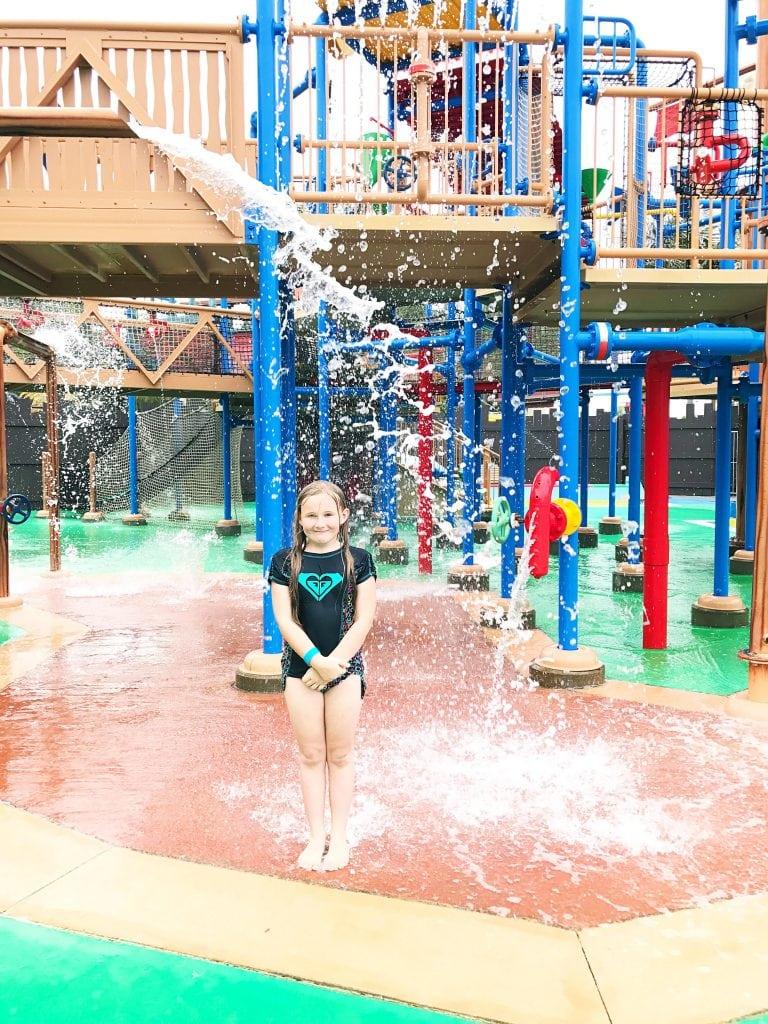 LEOGLAND Water Park fun at LEGOLAND California