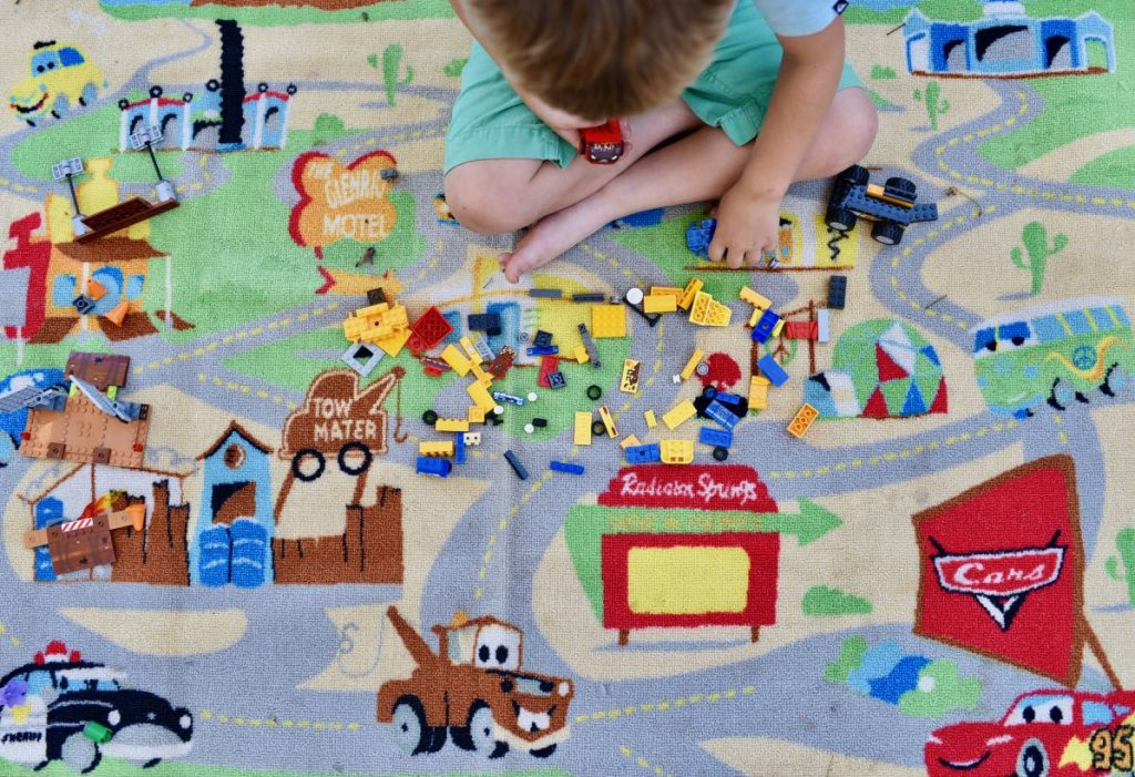 Cars 3 LEGO Juniors set