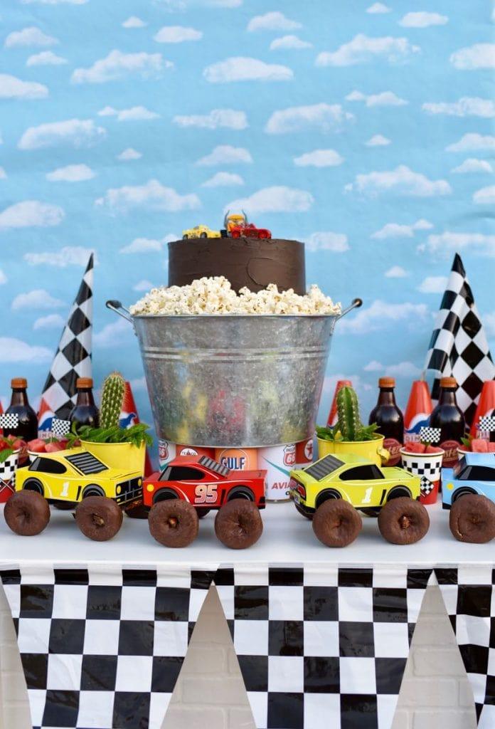 Disney Cars 3 party ideas