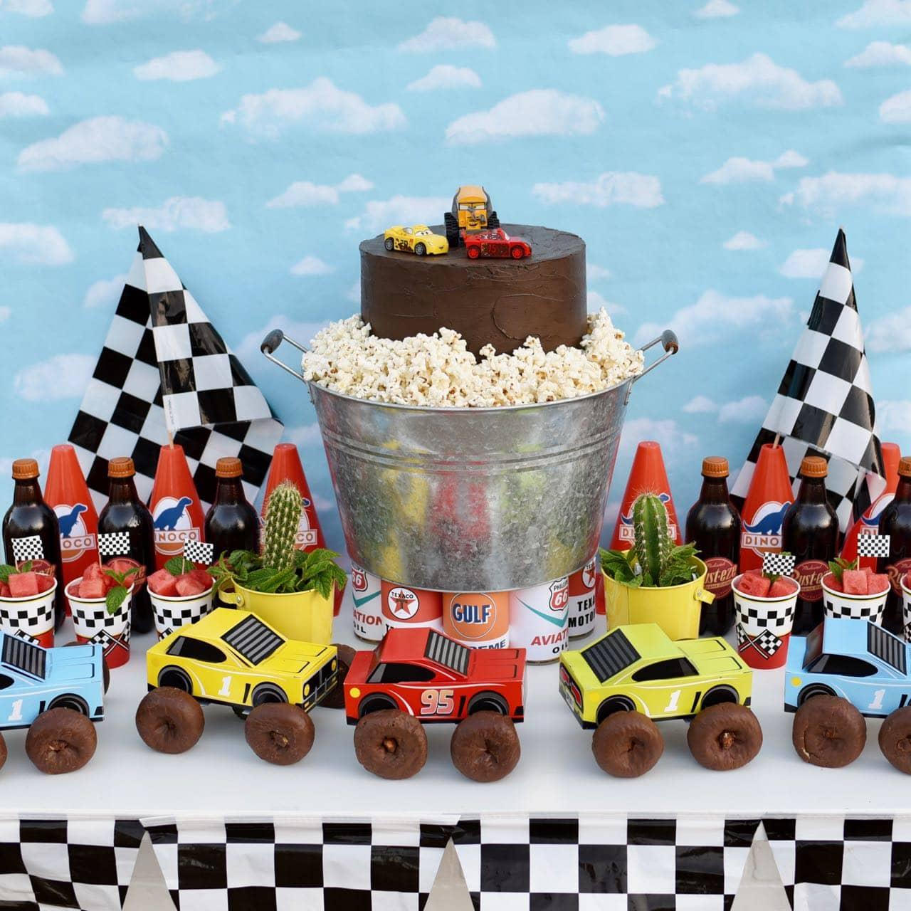 Disney Cars 3 Party