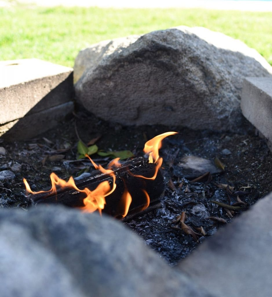 Duraflame fire
