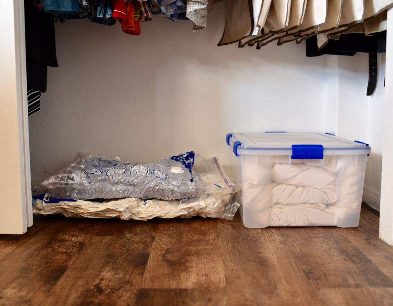 Small Closet Organization Trick Make Life Lovely