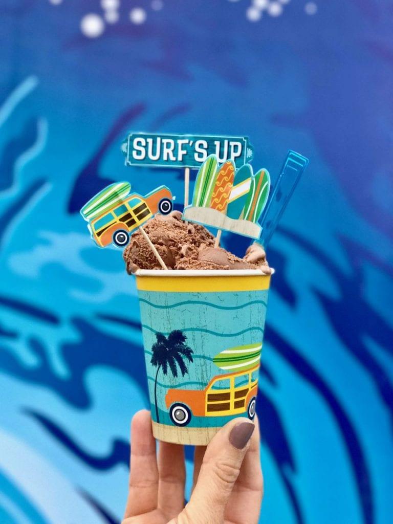 Surfing birthday party ideas