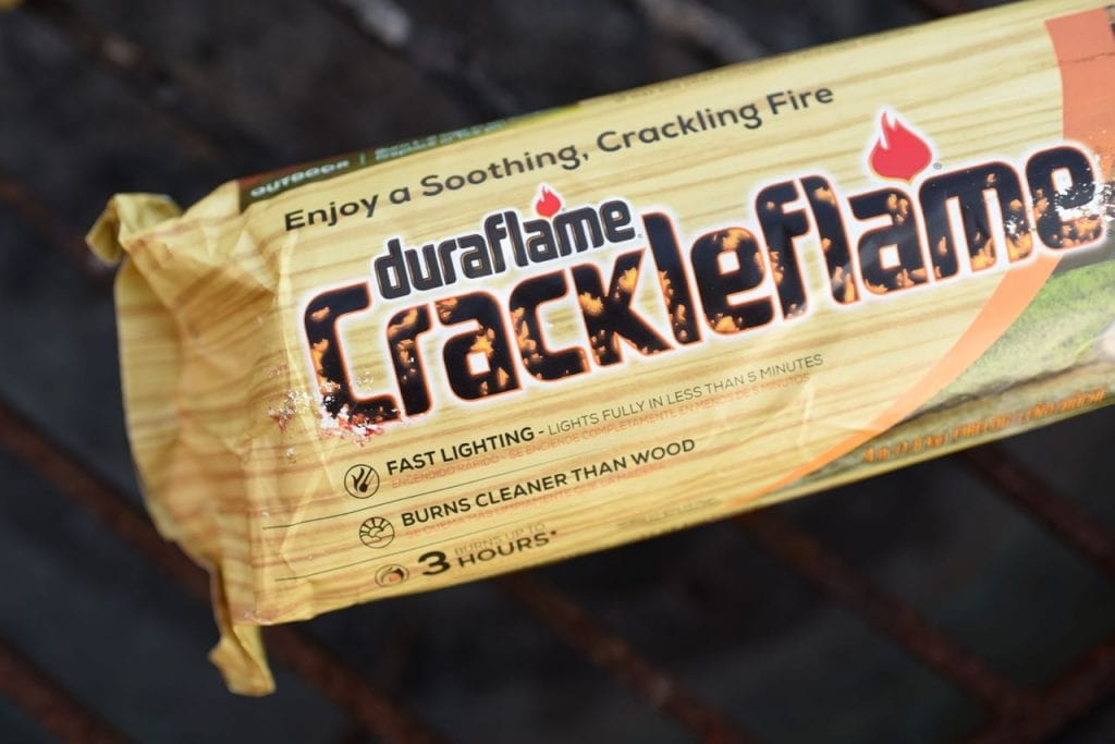 Duraflame Crackleflame log