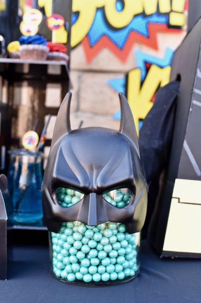 LEGO Batman party ideas