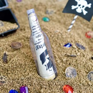 Pirate Treasure Dig For Kids For a Swashbuckling Good Time