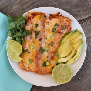 Chipotle Cheese Enchiladas Recipe