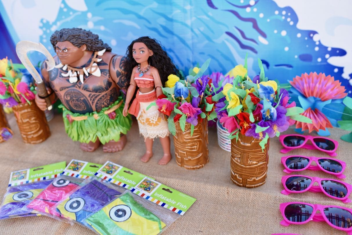 Moana Birthday Party That Will Inspire You Make Life Lovely
