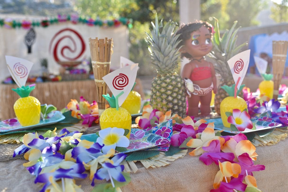 Moana Birthday Party That Will Inspire You