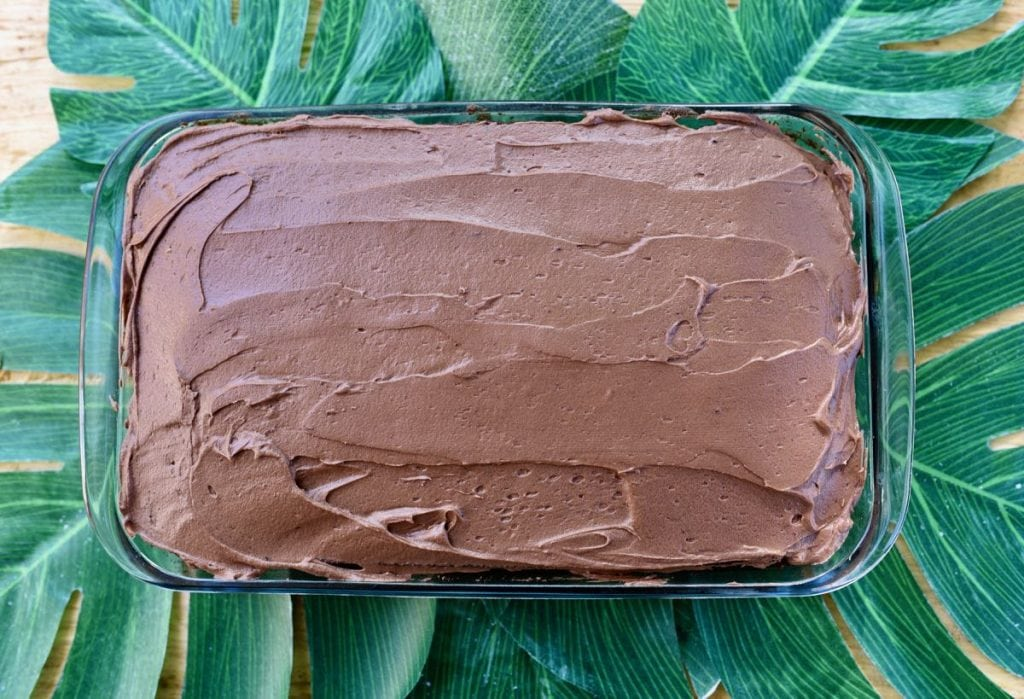 Dinosaur dig cake recipe