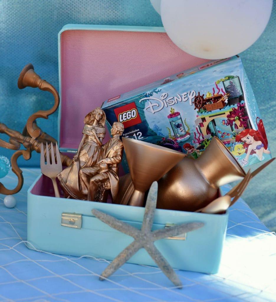 Disney Little Mermaid party decorations