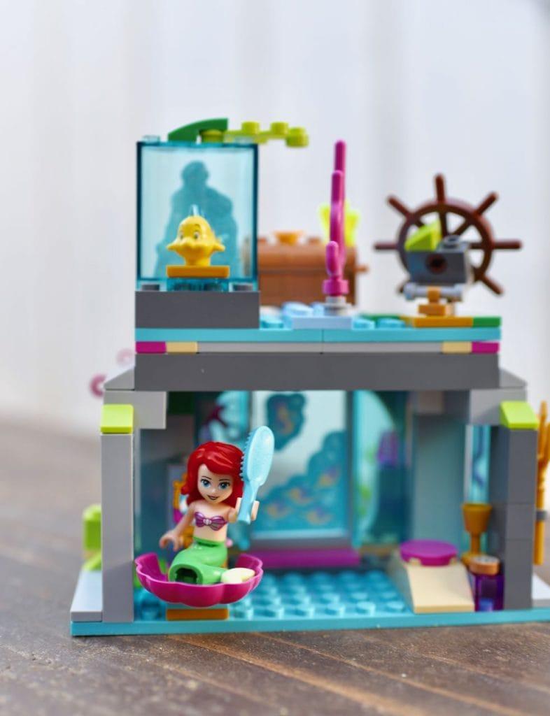 Disney's Little Mermaid LEGO set