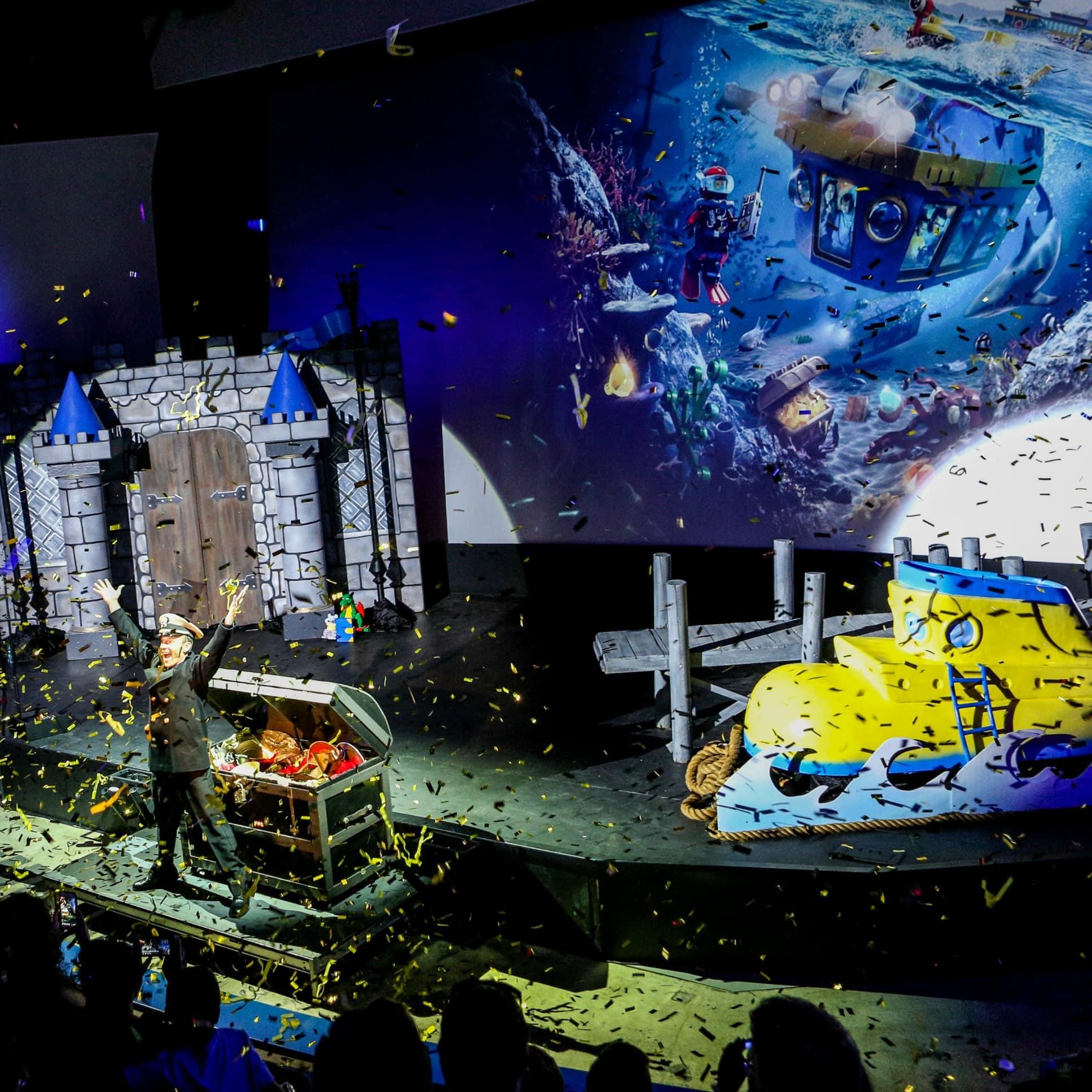 LEGO City Deep Sea Adventure Submarine Ride Coming Soon to LEGOLAND CA - Make Life Lovely