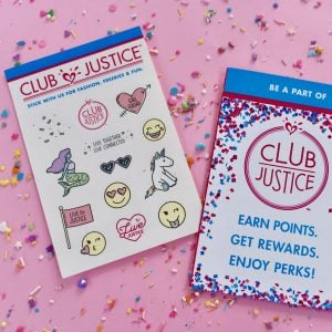 Get Rewarded for Shopping at Justice with Club Justice Loyalty Program
