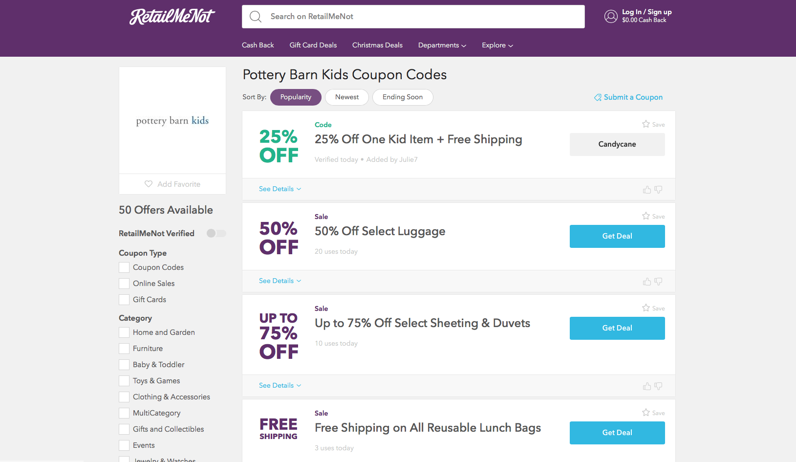 photo regarding Pottery Barn Kids Printable Coupons referred to as How in direction of Preserve Economical On the web Through the Holiday seasons - Deliver Everyday living Beautiful