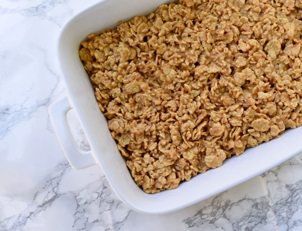 Special K bars recipe with Special K cereal