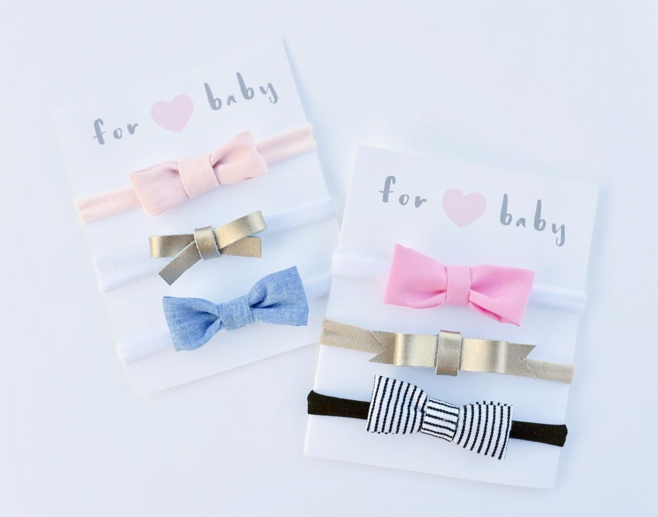 Free Printable Hair Bow Cards For Diy Bows And Headbands Make Life Lovely