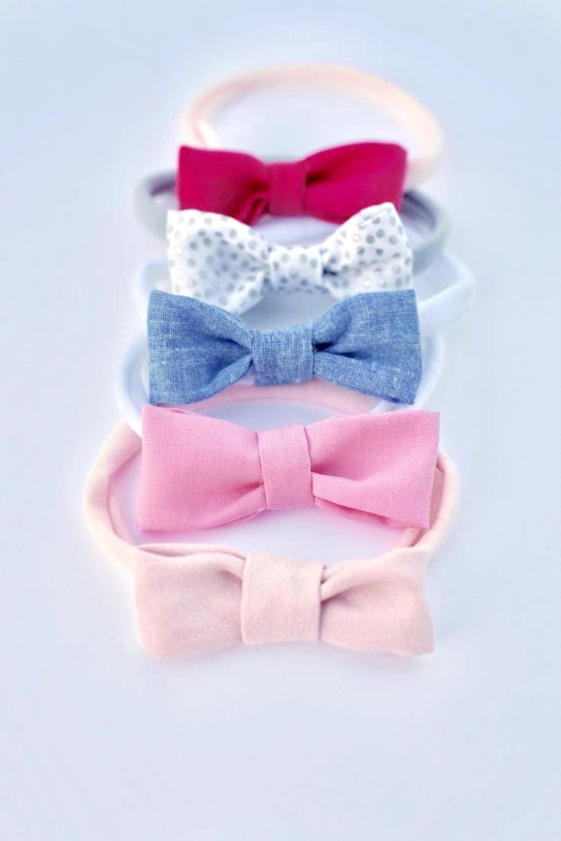 Free Printable Hair Bow Cards For Diy Hair Bows And Headbands Make