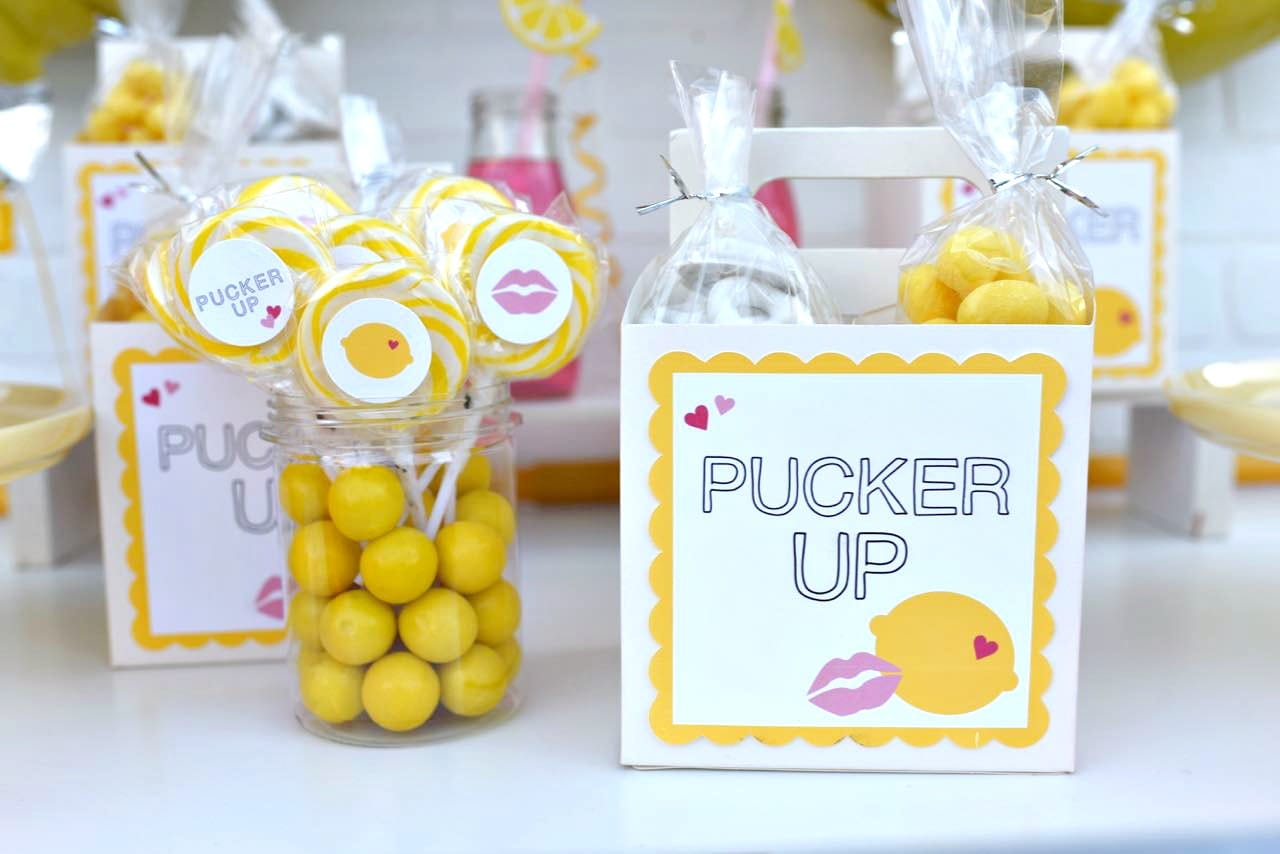 Pucker Up Valentine S Day Party Theme Make Life Lovely