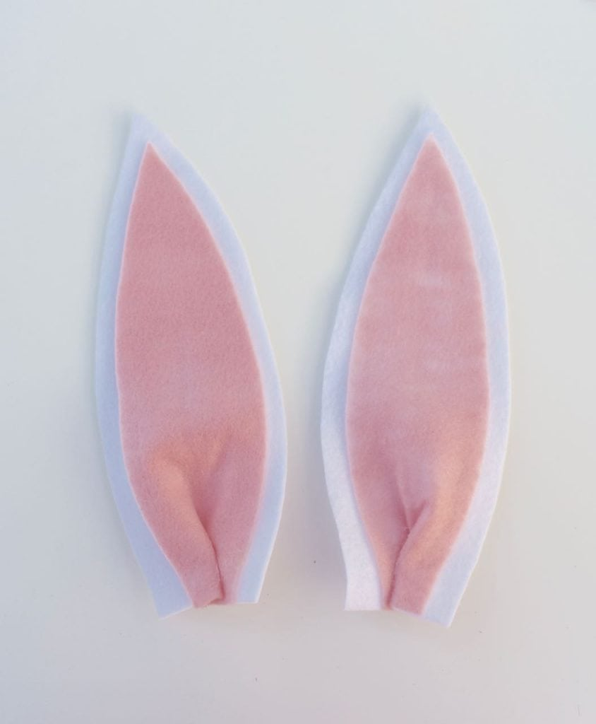 Easter buny ears DIY