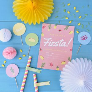 Free Cinco de Mayo Party Printables