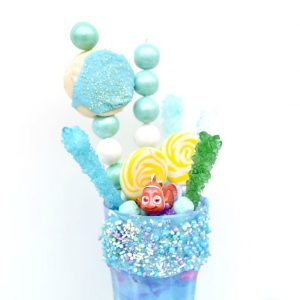 Finding Nemo Inspired Freakshake Recipe
