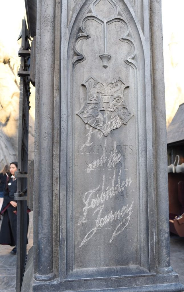 Harry Potter and The Forbidden Journey and Top 10 things to do at Universal Studios Hollywood