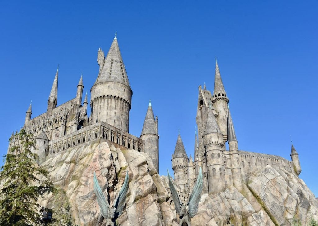 Hogwarts Castle and Top 10 things to do at Universal Studios Hollywood